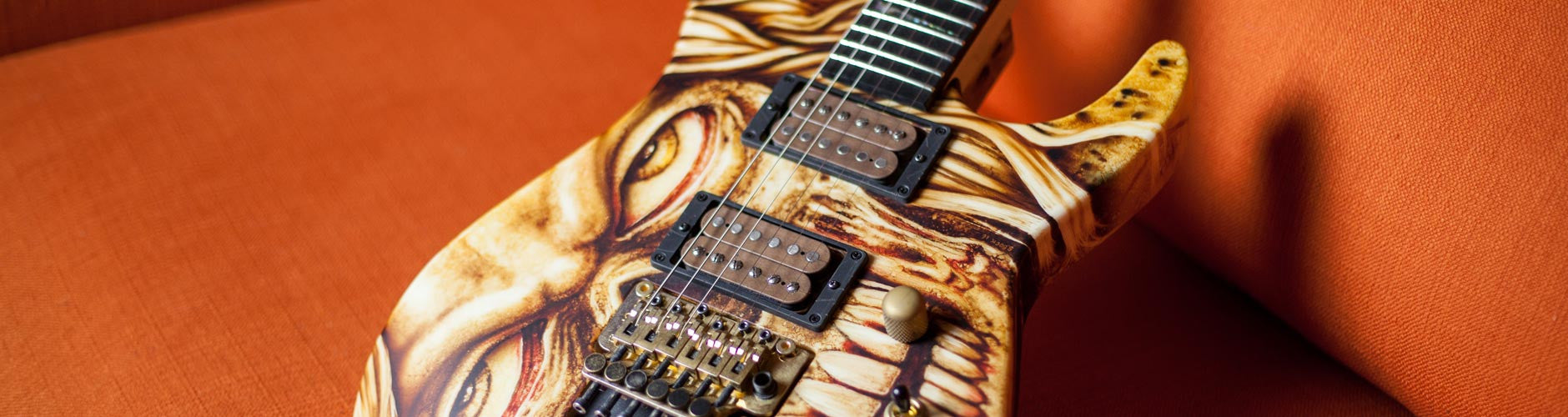 Jackson Guitars At The Music Zoo