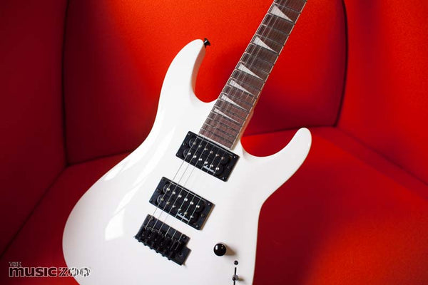 Jackson JS22 Dinky DKA Pickups The Music Zoo Review