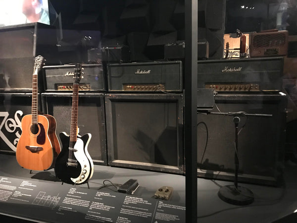 Jimmy Page Rig The Met - The Music Zoo