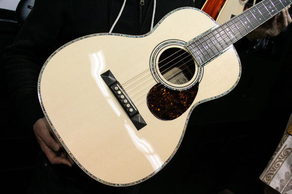 Martin 00-45SC John Mayer Stagecoach Edition