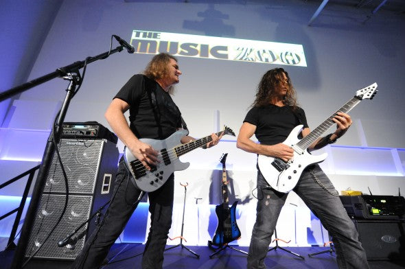 David Ellefson & Chris Broderick Event Wrap-Up