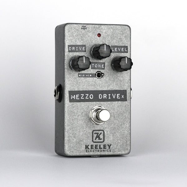 Keeley Mezza Drive Limited Edition X Series - The Music Zoo