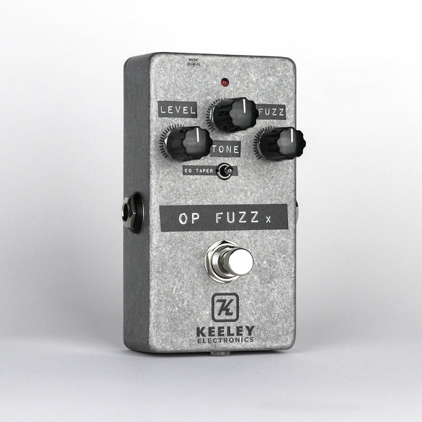 Keeley OP Fuzz Limited Edition X Series - The Music Zoo