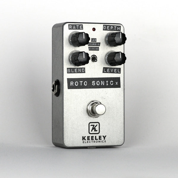 Keeley Roto Sonic Limited Edition X Series - The Music Zoo