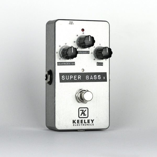 Keeley Super Bass Limited Edition X Series - The Music Zoo