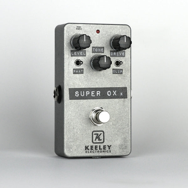 Keeley Super Ox Limited Edition X Series - The Music Zoo