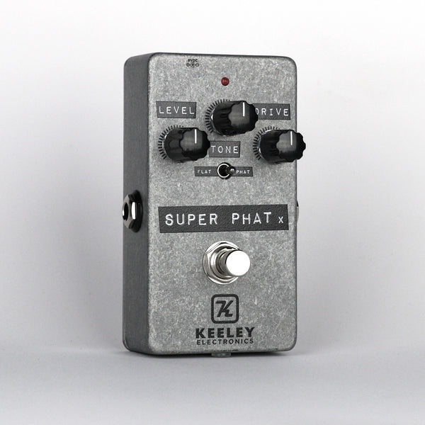 Keeley Super Phat Limited Edition X Series - The Music Zoo
