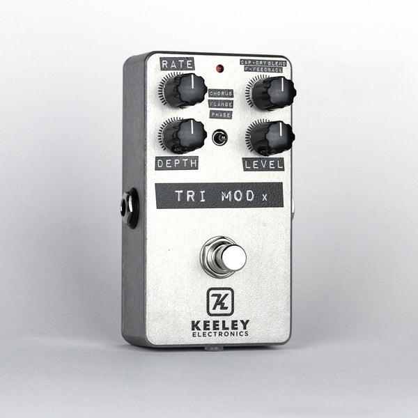Keeley Tri Mod Limited Edition X Series - The Music Zoo