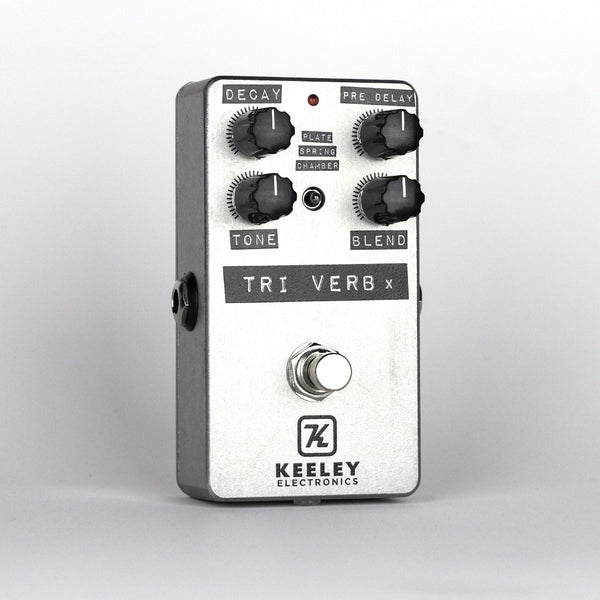 Keeley Tri Verb Limited Edition X Series - The Music Zoo