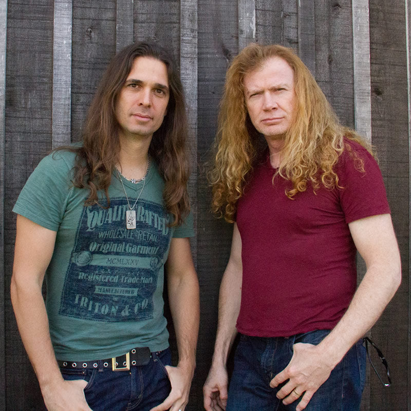 Kiko Loureiro Officially Joins Megadeth