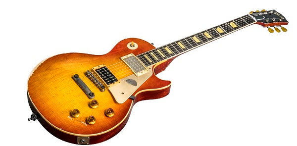 "Slash 1958 Les Paul ""First Standard"" #8 3096 Replica Limited Run from Gibson Custom Announced!"