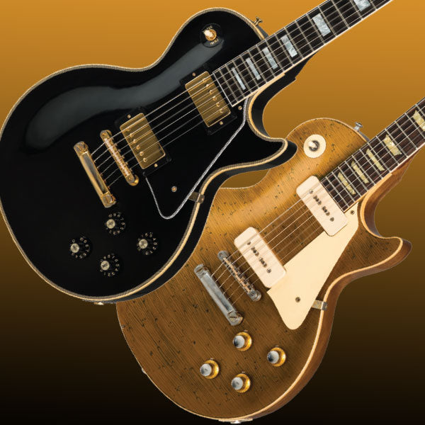 Gibson 1968 Les Paul Reissues