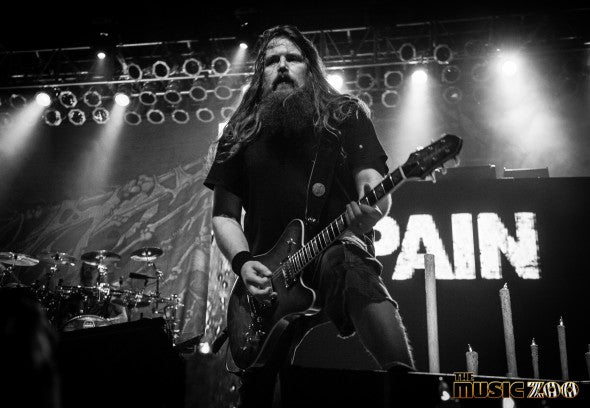 Zoo Review/Giveaway: Lamb of God Performs at The Paramount in Huntington, NY!