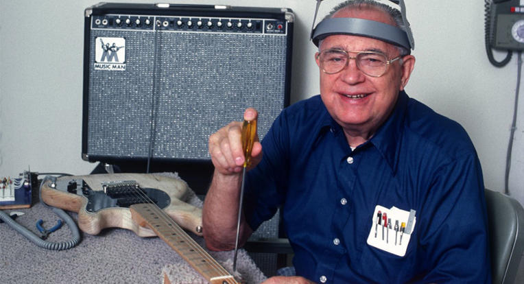 Leo Fender: The Man Who Started A Revolution