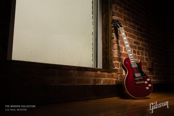gibson modern collection les paul