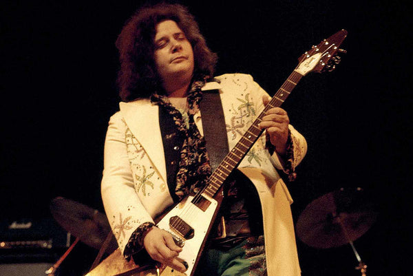 Leslie West- The Music Zoo