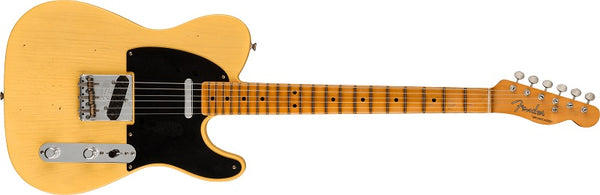 Limited Edition 70th Anniversary Broadcaster®, Journeyman Relic®, Nocaster® Blonde
