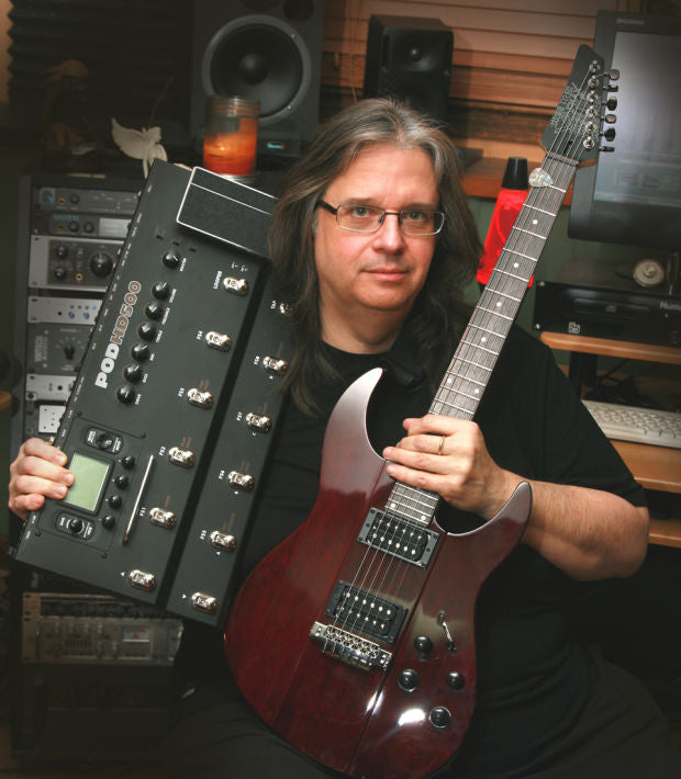 Article: Earning A Living As A Session Guitarist