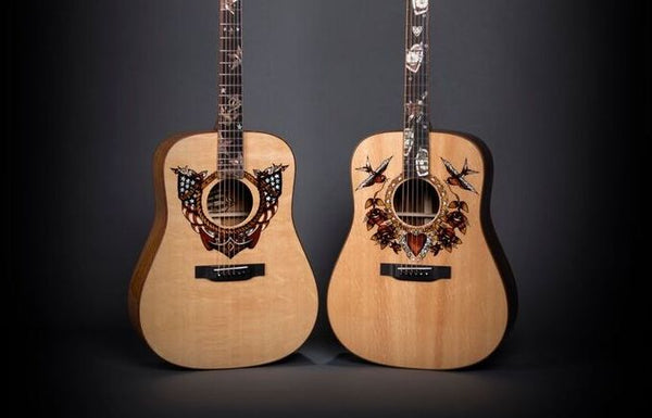 Martin Specials and Limited Edition Models NAMM 2019 - The Music Zoo