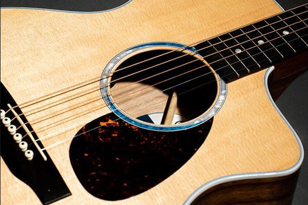 NAMM 2020 Martin SC-13E Acoustic Announced & Preorder Available at The Music Zoo!