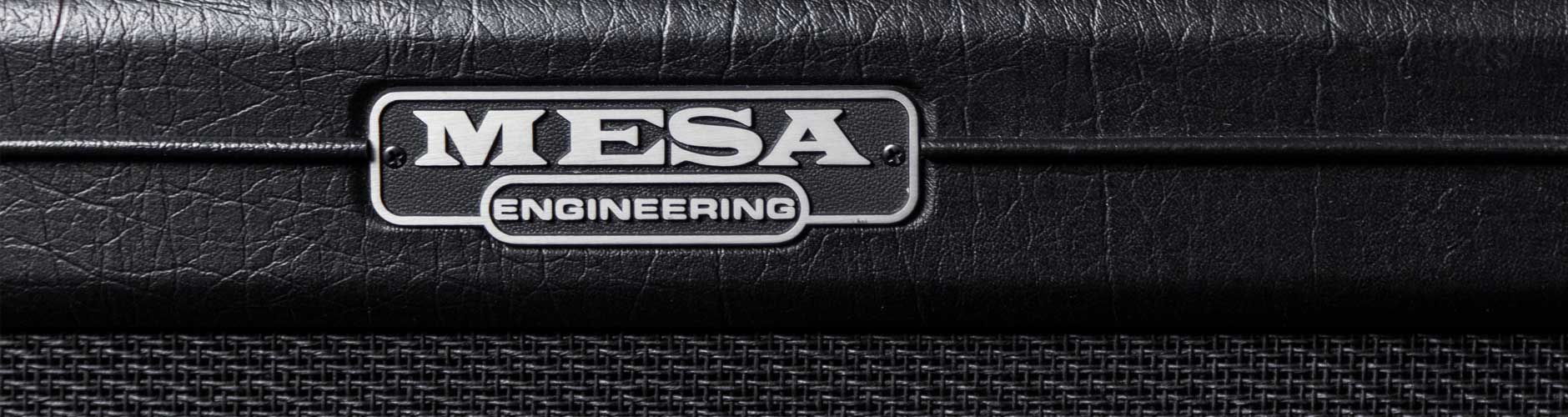 Mesa Boogie Amplifiers At The Music Zoo