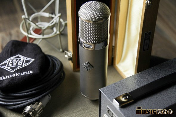 New At The Zoo – Professional Microphones!