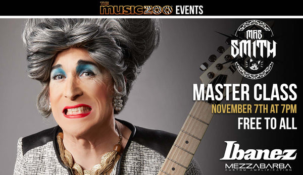 Join Us for a Master Class with Mrs. Smith at The Music Zoo!