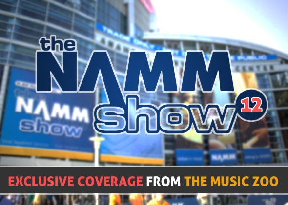 Your Backstage Pass To NAMM 2012