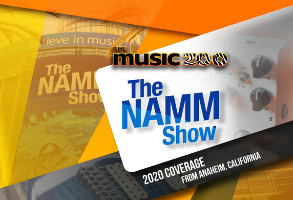 The Music Zoo NAMM 2020 Coverage