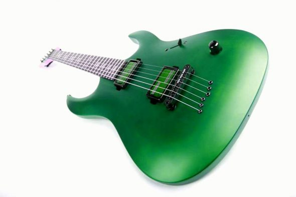 NEW Legator Guitars For 2017!
