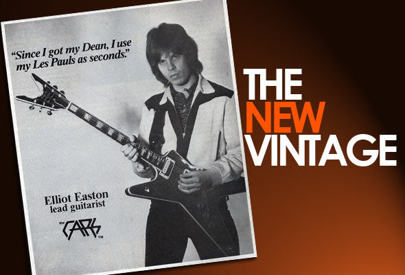 The New Vintage: Electric Guitars Through The 70s and 80s