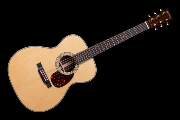 Martin Guitars OM-28 Modern Deluxe Series - The Music Zoo