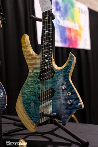 Ormsby Guitars NAMM 2018