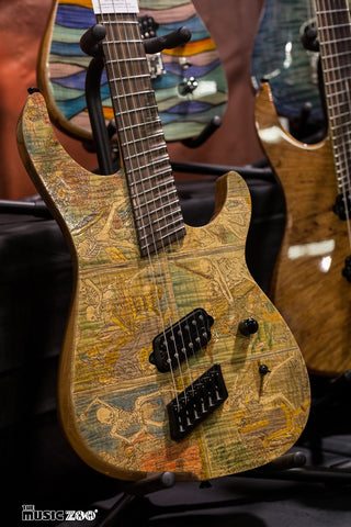 Ormsby NAMM 2018 New Guitars