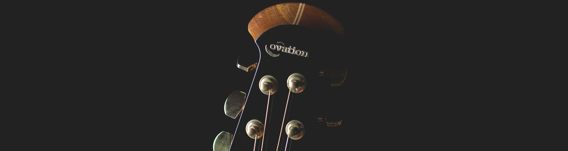 Ovation Guitars At the Music Zoo