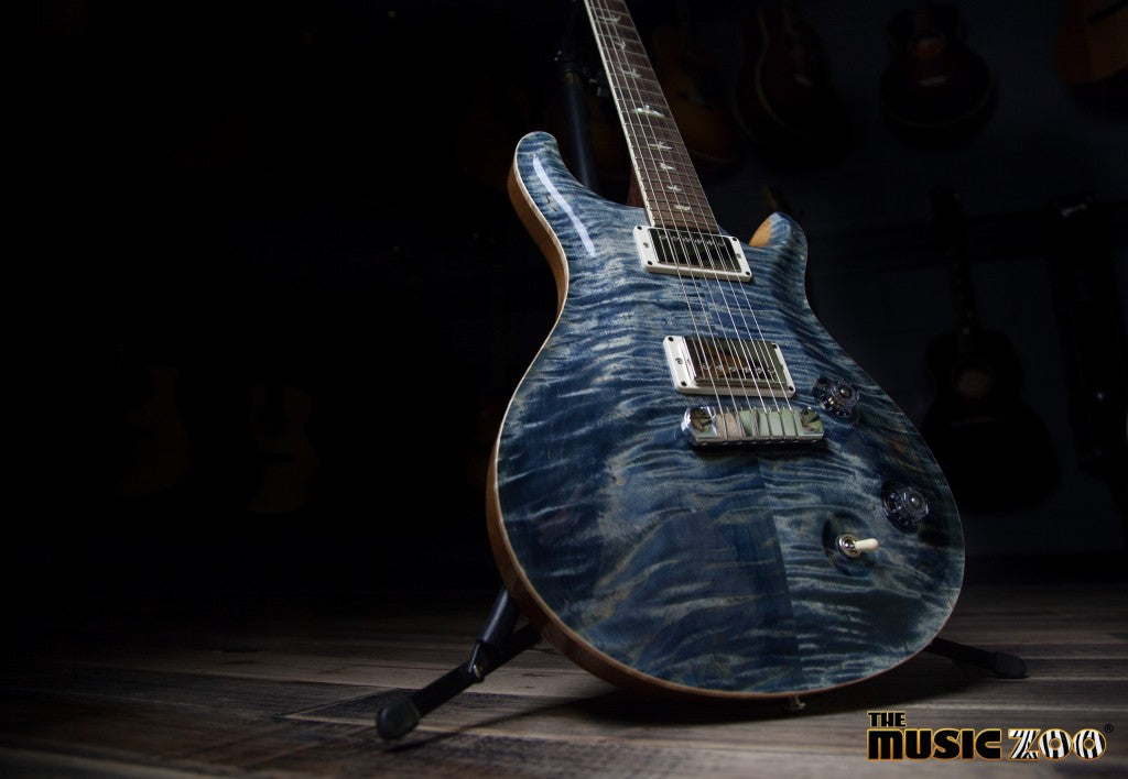 Guitar Showcase: Paul Reed Smith McCarty Wood Library Limited
