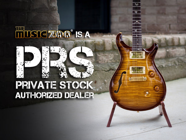 The Music Zoo PRS Private Stock Dealer