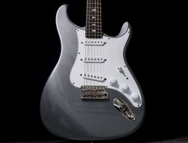 Premier Guitar Reviews The New Prs John Mayer Silver Sky