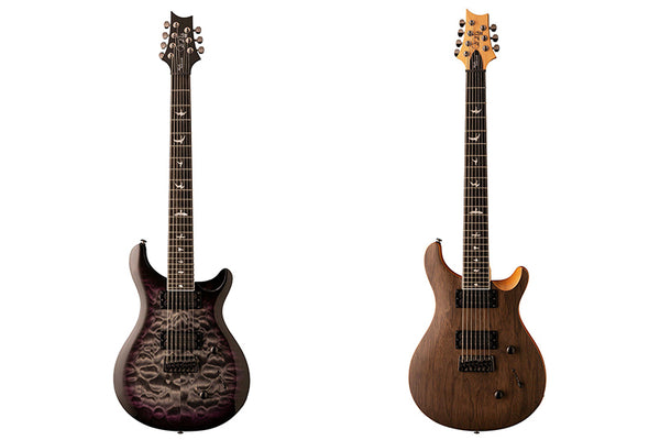 PRS SE Mark Holcomb SVN Guitars