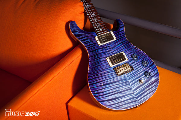 Out of the Case - Five Paul Reed Smith Private Stock Guitars!