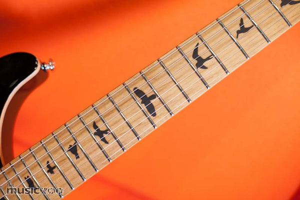 PRS SE Custom 24 Roasted Maple The Music Zoo Review