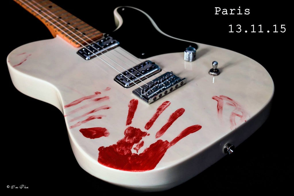 The Music Zoo Is Praying For Paris