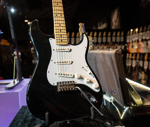 First Look: The Ritchie Blackmore Tribute Stratocaster