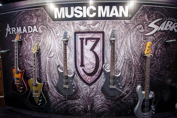 Shredtastic: The New Music Man John Petrucci JP13