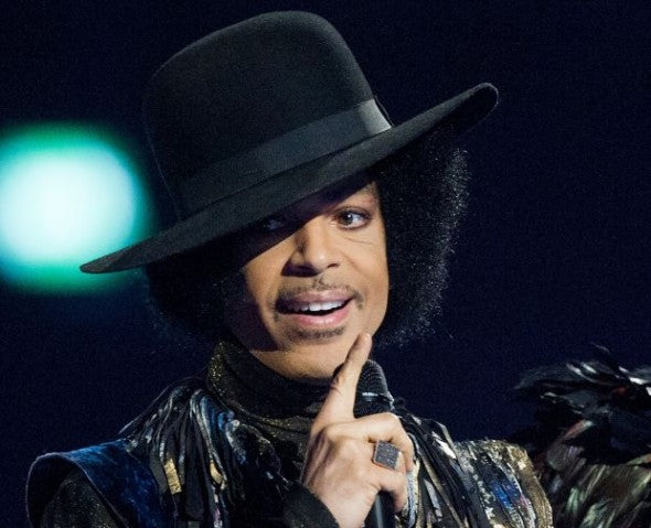 Legendary Musician Prince Passes Away at Age 57