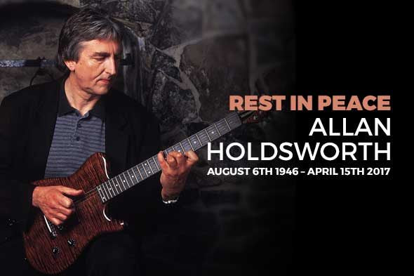 Legendary Jazz Fusion Guitarist, Allan Holdsworth, Dies At Age 70
