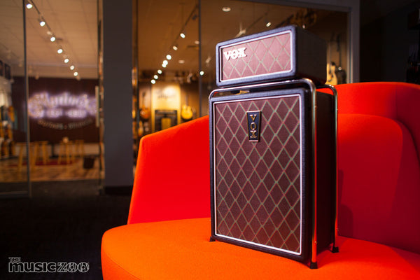 Vox Mini Superbeetle Head and Cabinet Review