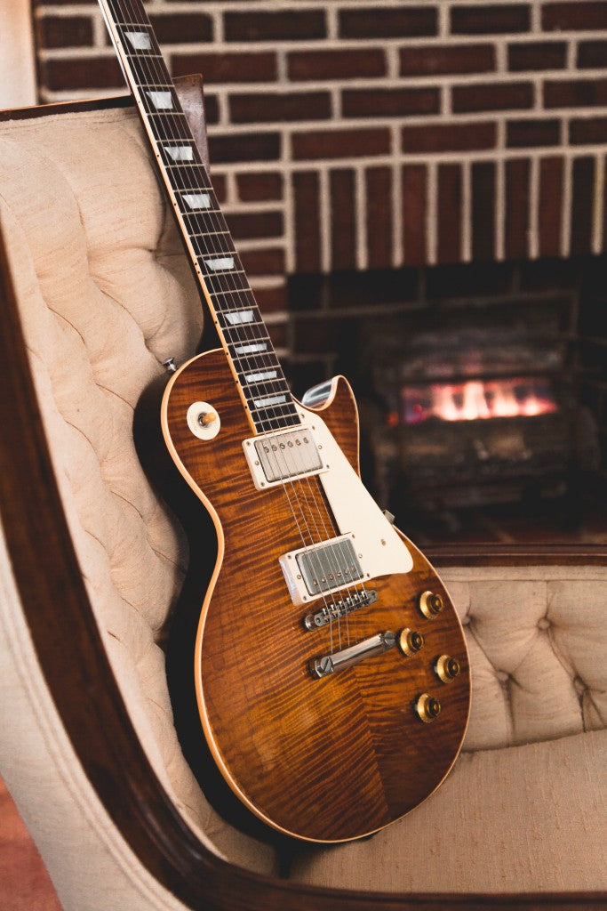 Roasted Les Paul (1 of 5)