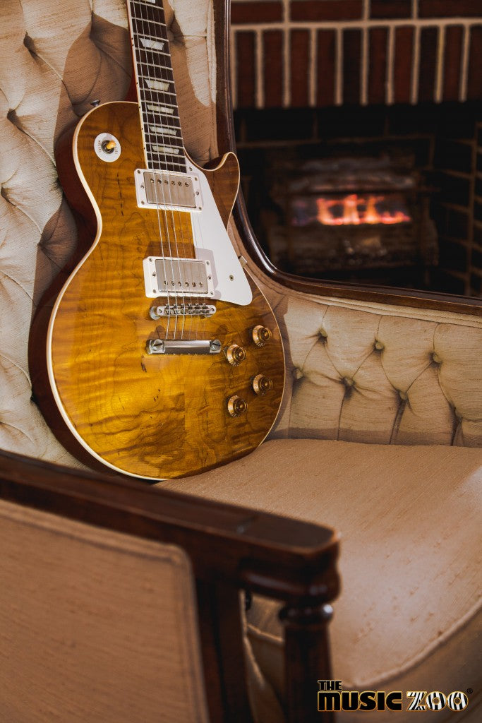 Roasted Les Paul Banner (5 of 5)