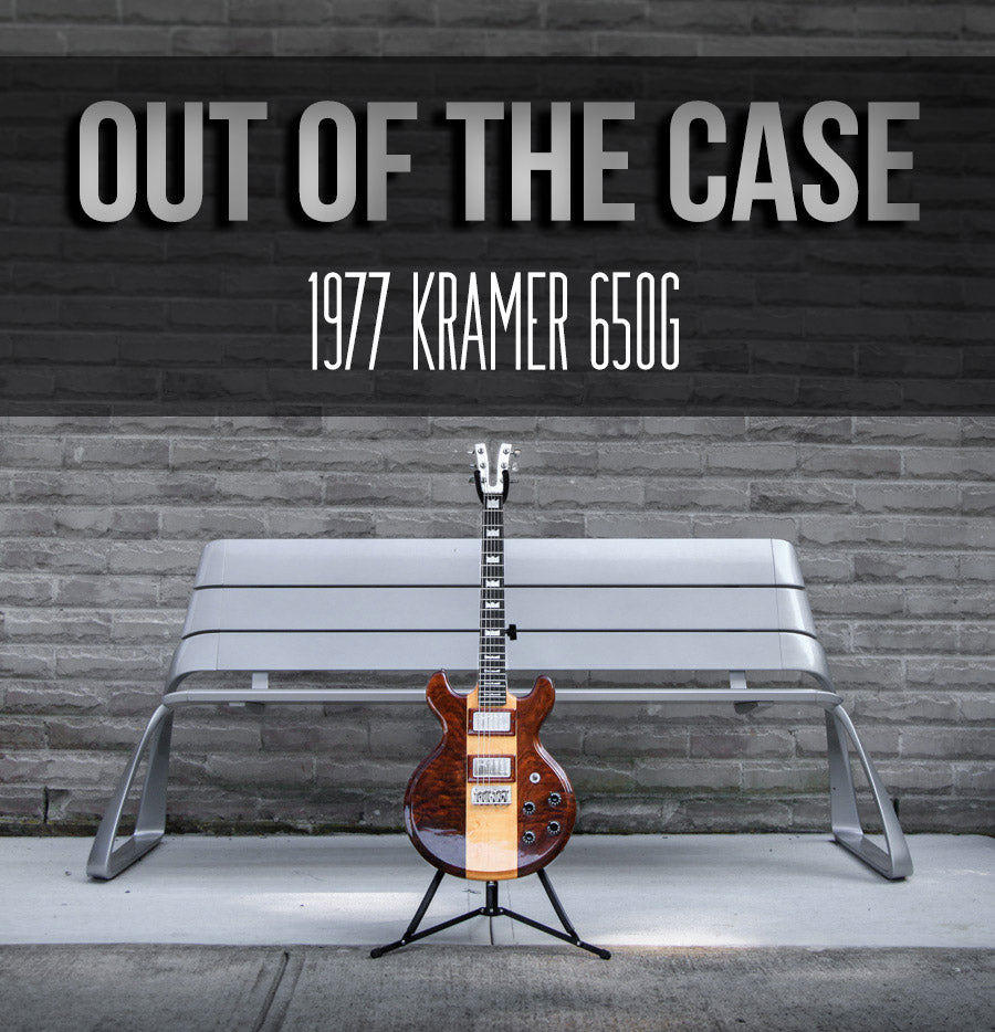 Out Of The Case: 1977 Kramer 650G
